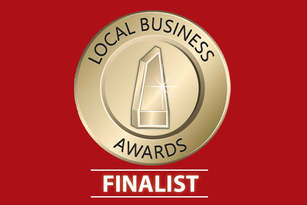 Finalist for the local business awards 2019 for outstanding health improvements