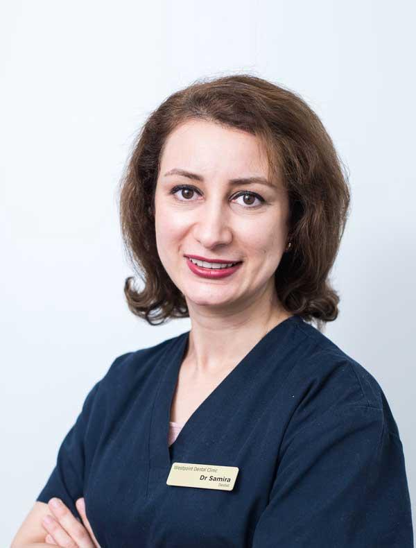 Dentist at Westpoint Dental Clinic