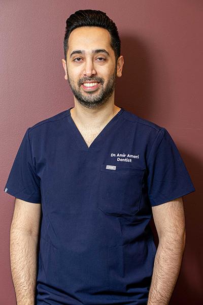 Dr Amir Ameri