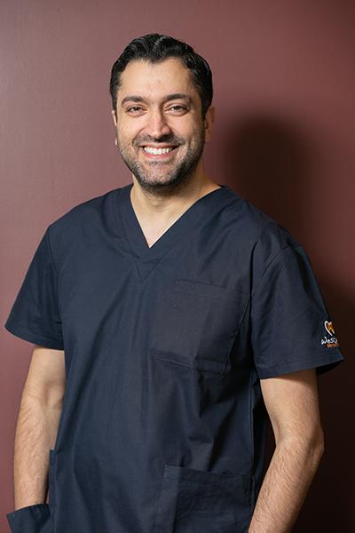 Dr Frank Meskhani