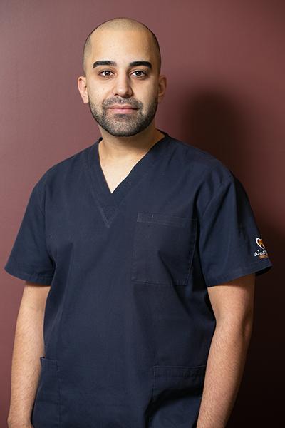Dr Shaya Elliin