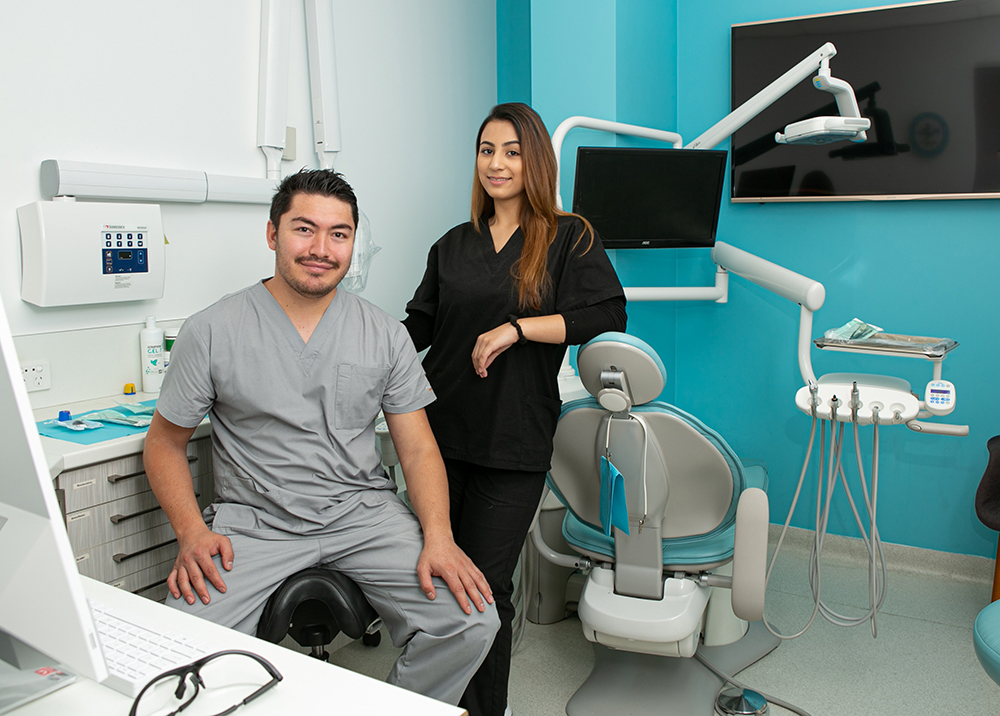 Blacktown Dentist Jamshic