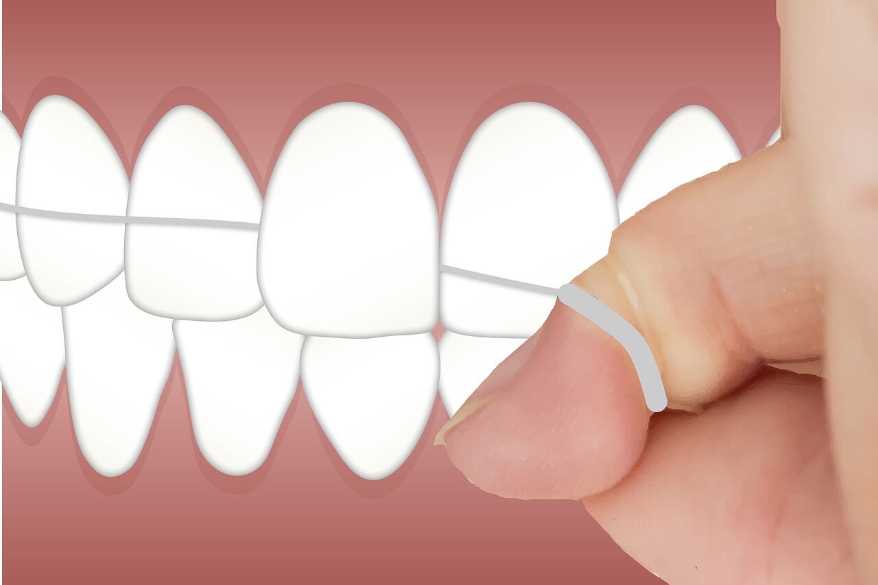 Floss Your Teeth the Right Way for Bigger and Bright Smile
